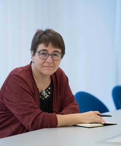 Petra Kringel (Supervision und Coaching) Foto: Guntar Feldmann